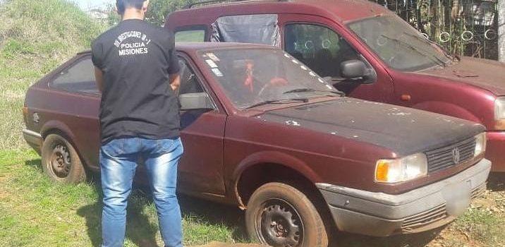 Recuperan otro automóvil robado en Posadas