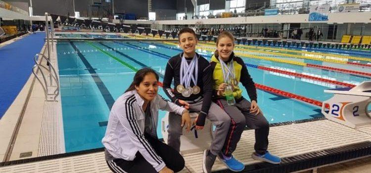 Misioneros brillaron en Campeonato Nacional Infantil y Menores de natación