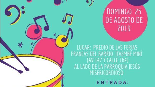"""El Festival solidario """"A-Rock con Leche"""" vuelve este domingo"""
