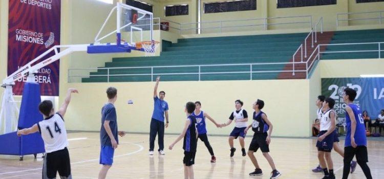 Juegos Deportivos Misioneros Comunitarios: se definen los clasificados departamentales de básquet y fútbol