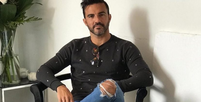 """Fabián Cubero le agradeció el consejo a Pampita: """"Ella y Vicuña son un ejemplo como papás"""""""