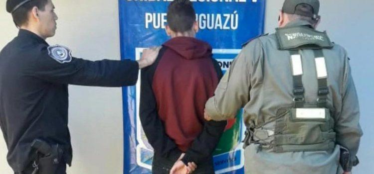 Andresito : Capturan a prófugo por narcotráfico