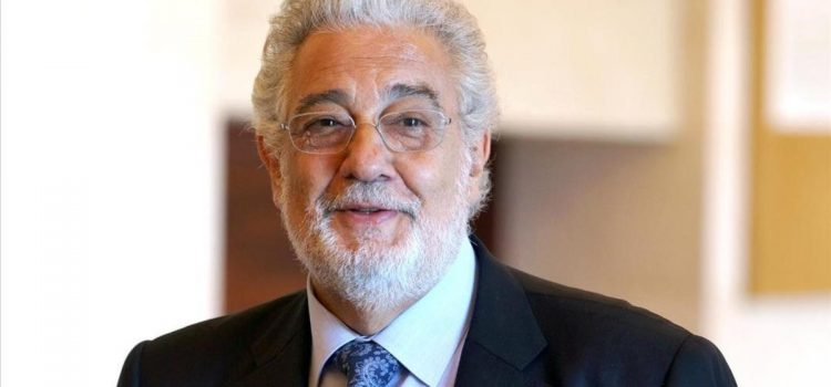 Plácido Domingo denunciado por acoso sexual
