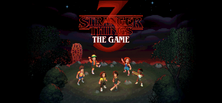 Stranger Things 3: The Game ya está disponible en iOS y Android