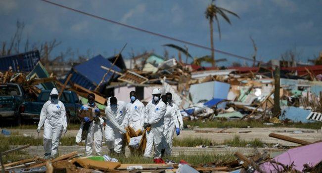 Ya son 50 los muertos por el huracán Dorian en Bahamas
