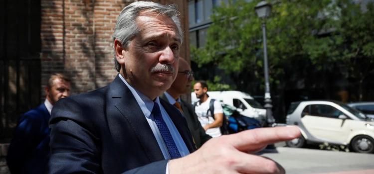Alberto Fernández se reunió con Miguel Acevedo el presidente de la UIA
