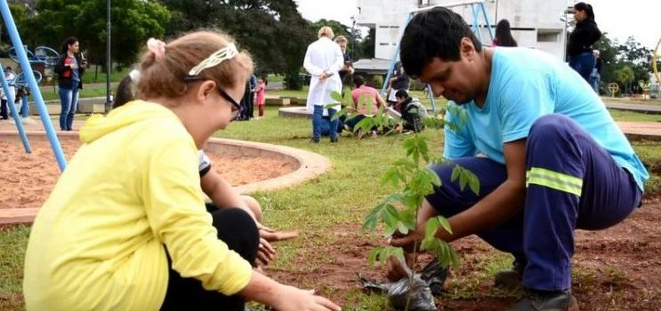 Posadas: Ya se plantaron más de 12 mil árboles este año