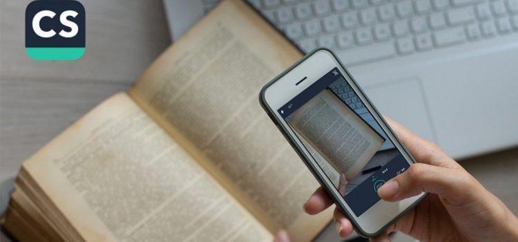 La app de escaneo Camscanner vuelve a la Play Store