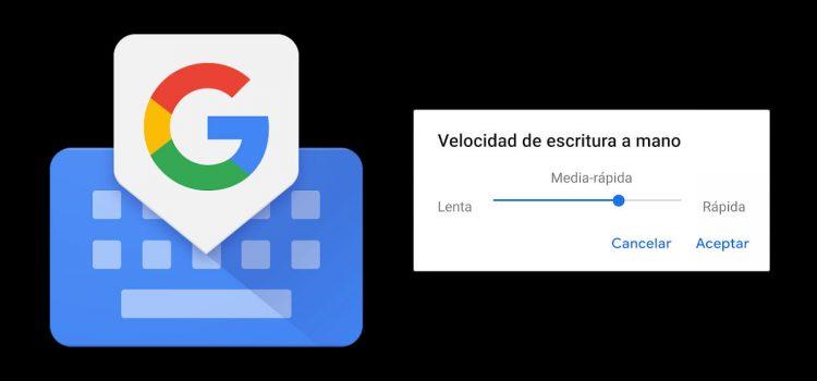 Nueva versión Gboard para Android