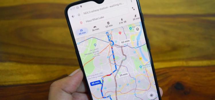 ¿Para qué servirá el modo incógnito en Google Maps?