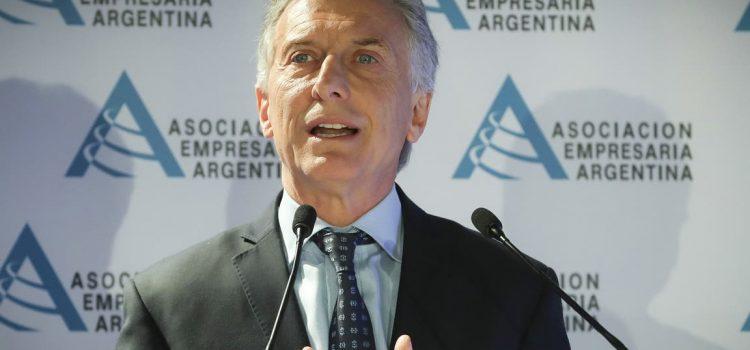 Habló Macri tras el histórico acuerdo con China por la harina de soja
