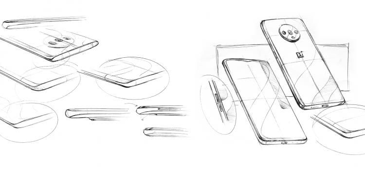 Filtran el diseño oficial del OnePlus 7T