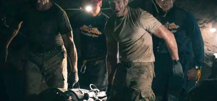 """Se estrenó """"The Cave"""", la película sobre el rescate de los niños de la cueva de Tailandia"""