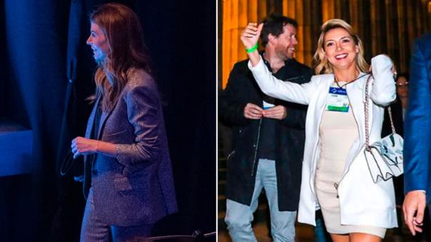 Juliana Awada vs Fabiola Yáñez, ¿qué look eligió cada una para el debate presidencial?