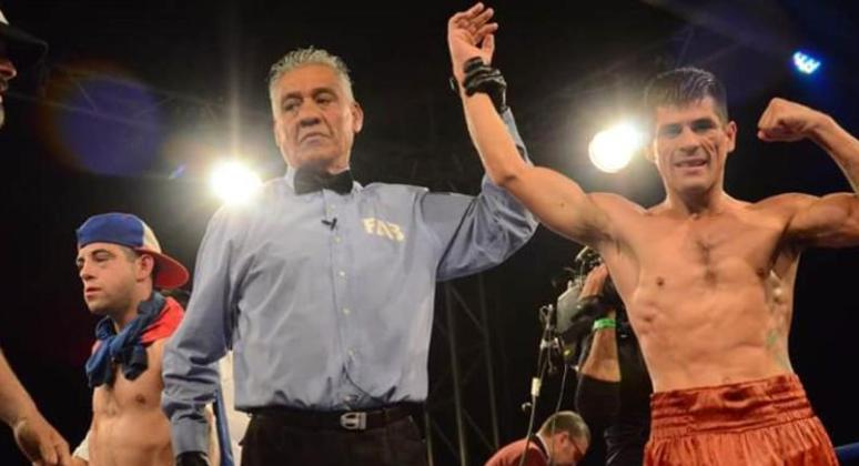 Por decisión del jurado, García le ganó al hijo de la Hiena Barrios