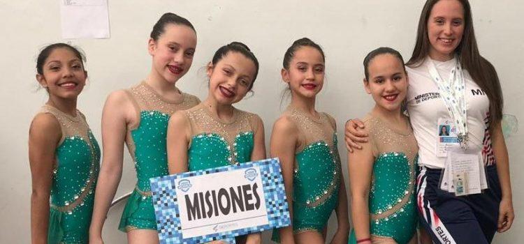 Los misioneros cosecharon 17 medallas en la segunda jornada de los Juegos Evita