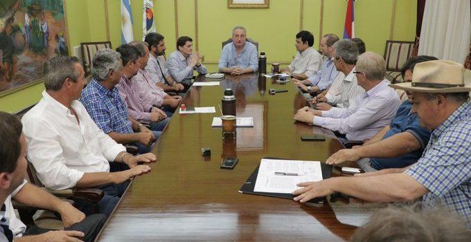 Passalacqua destinó más de 54 millones de pesos para asistir a los municipios