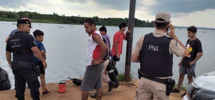 Posadas: Encontraron muerto al menor que entró al arroyo Mártires